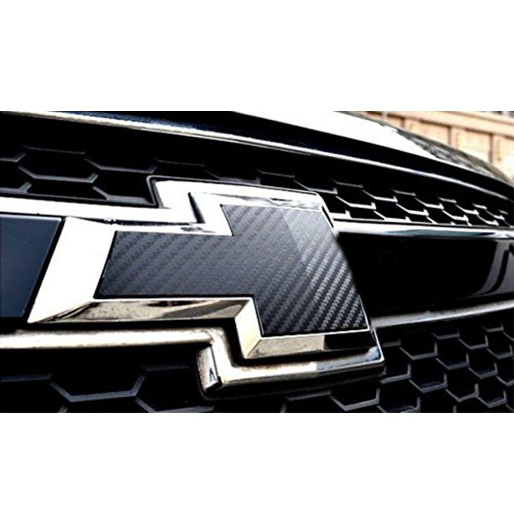 3d Carbon Fiber Vinyl Front And Back Logo Sticker Case For 2011 2012 2013 2014 Chevrolet Chevy Cruze 3 Sedan Accessories Cruze Chevy Cruze Chevy