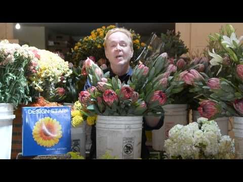 Floral Designing 101 With Michael Gaffney Youtube Flowers