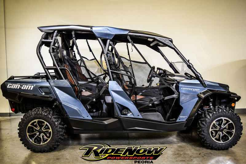 New 2017 Can Am Commander Max Limited 1000 Atvs For Sale In Arizona 2017 Can Am Commander Max Limited 1000 Can Am Commander Can Am Cdr