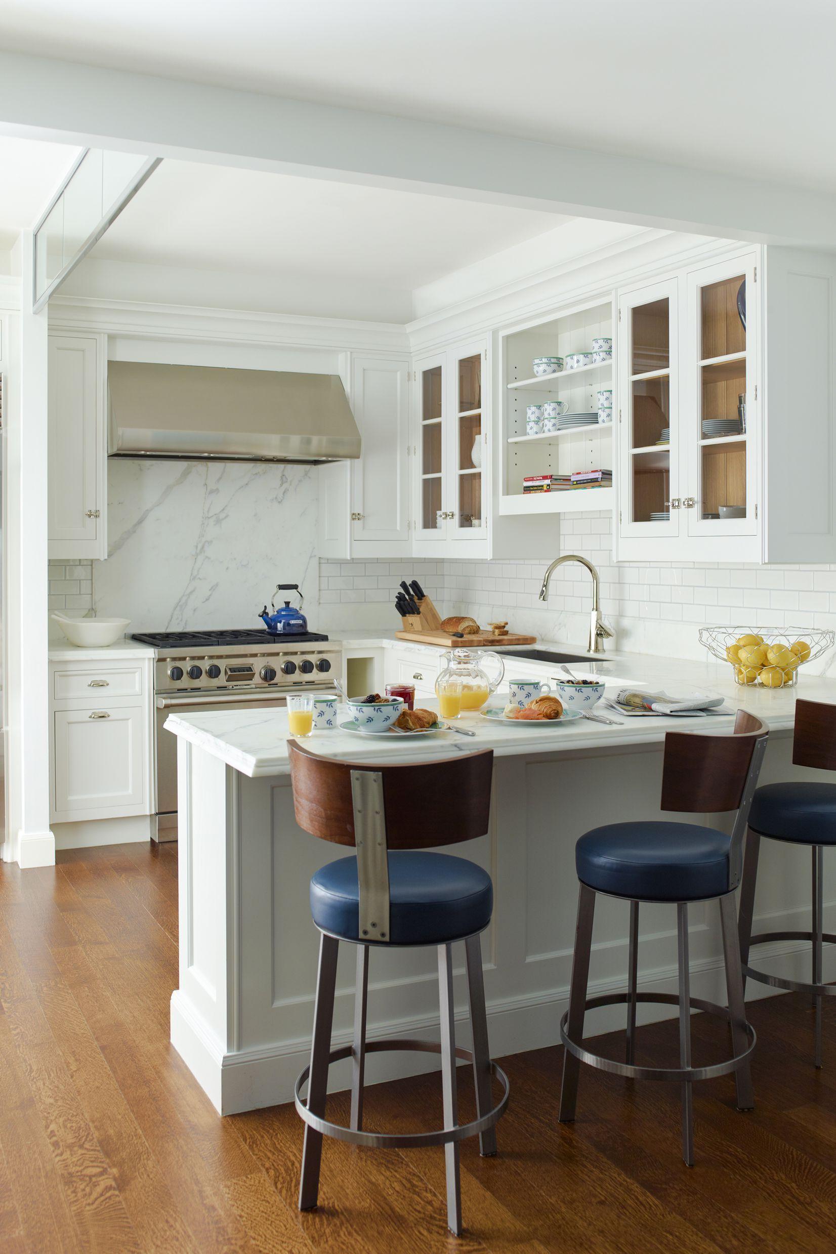 Small Kitchen Design 10x10: 27 Simple Small Kitchen Ideas To Maximize Space [Trick