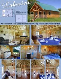 Coventry Log Homes | Our Log Home Designs | Cabin Series