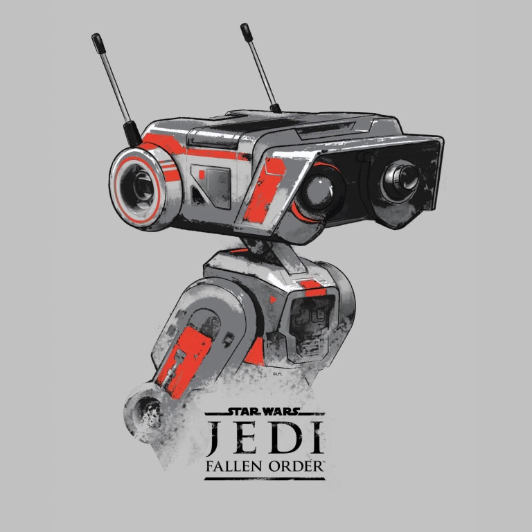 Star Wars Jedi Fallen Order Coloring Pages Display
