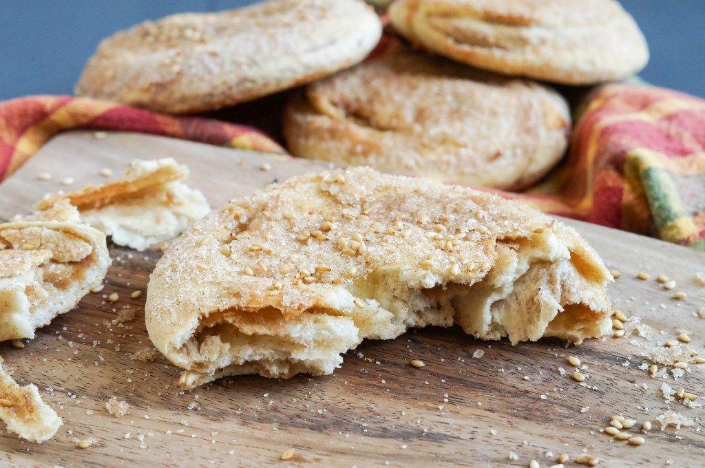 Tahinov Hatz (Armenian Tahini Bread) - Tara's Multicultural Table