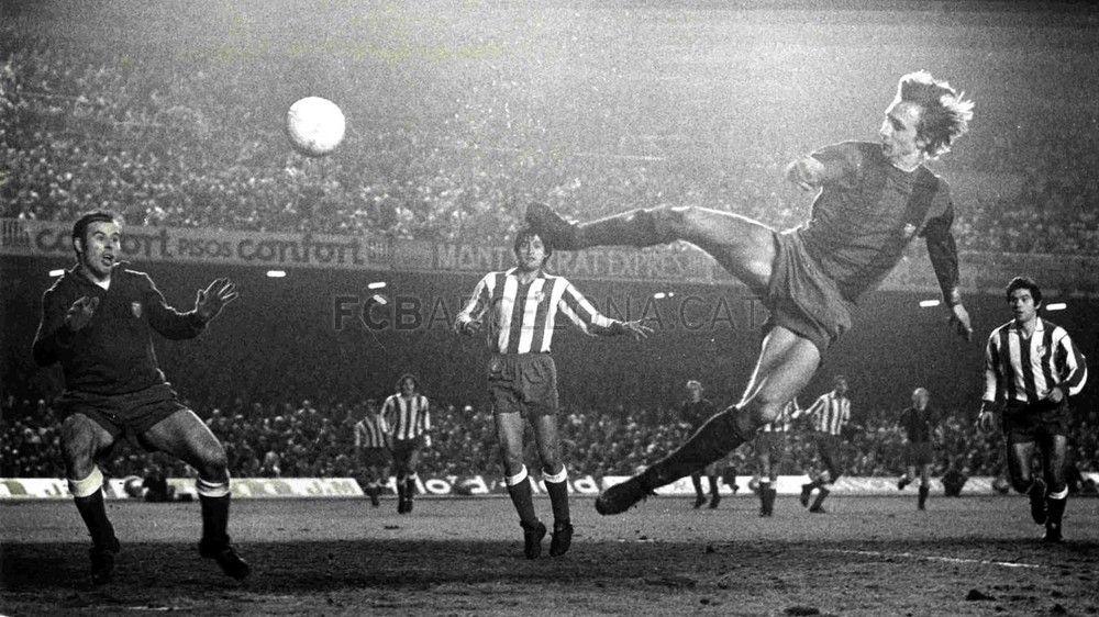 La trayectoria futbolística de Johan Cruyff, en imágenes   FC Barcelona