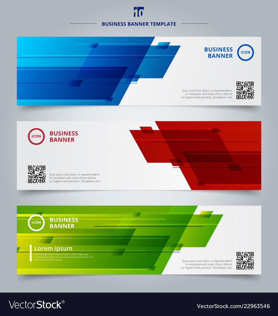 Set Of Banner Web Headers Template Abstract Throughout Website Banner Templates Free Download Best Profe Banner Template Website Banner Website Header Design