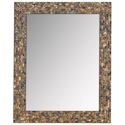 Decorshore Wall Mirror Finish Gold Framed Mirror Wall Frames