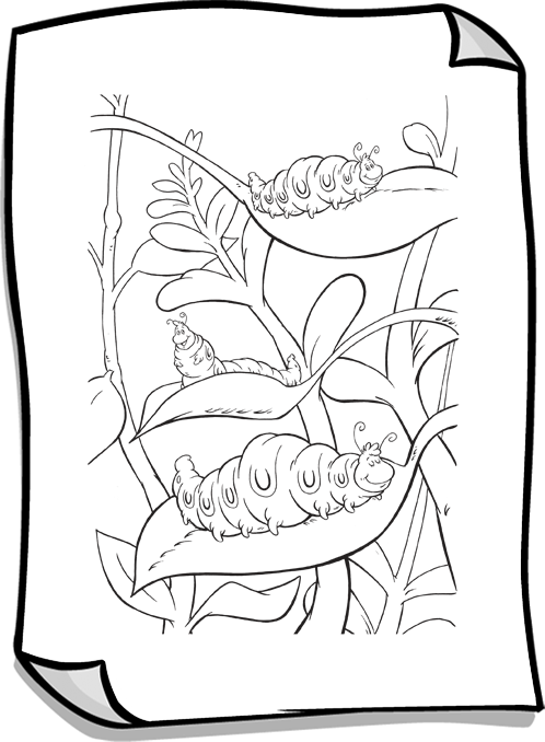 ancient silk road coloring pages - photo#4
