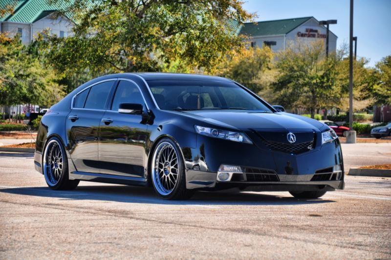 Custom Acura With Wheels Tls My TL Lowered On VIP Modular - Acura tl upgrades