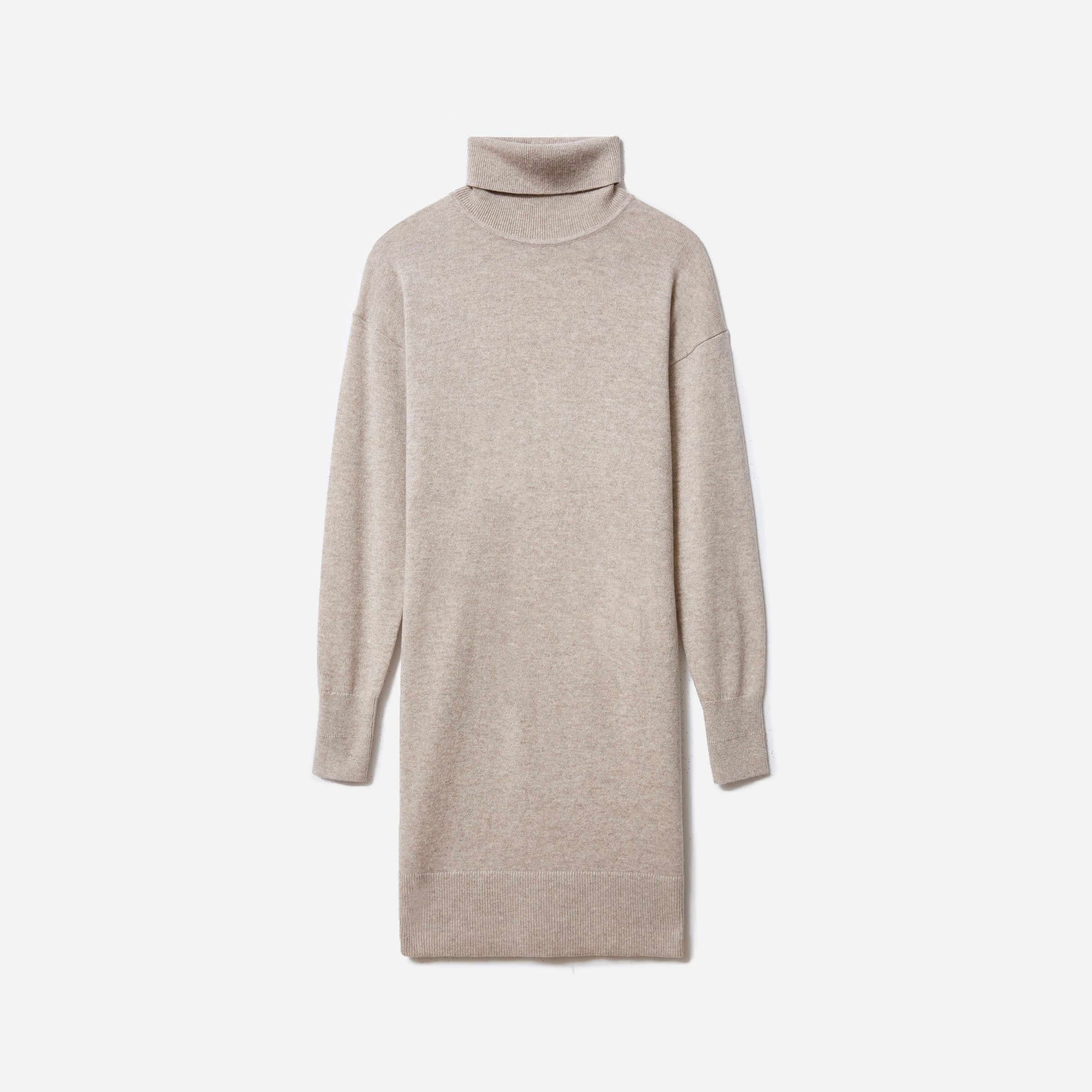 The Coziness Of A Sweater Meets The Ease Of A Dress The Cashmere Turtleneck Dress Features A Clas Turtle Neck Dress Cashmere Sweater Dress Cashmere Turtleneck [ 2400 x 2400 Pixel ]