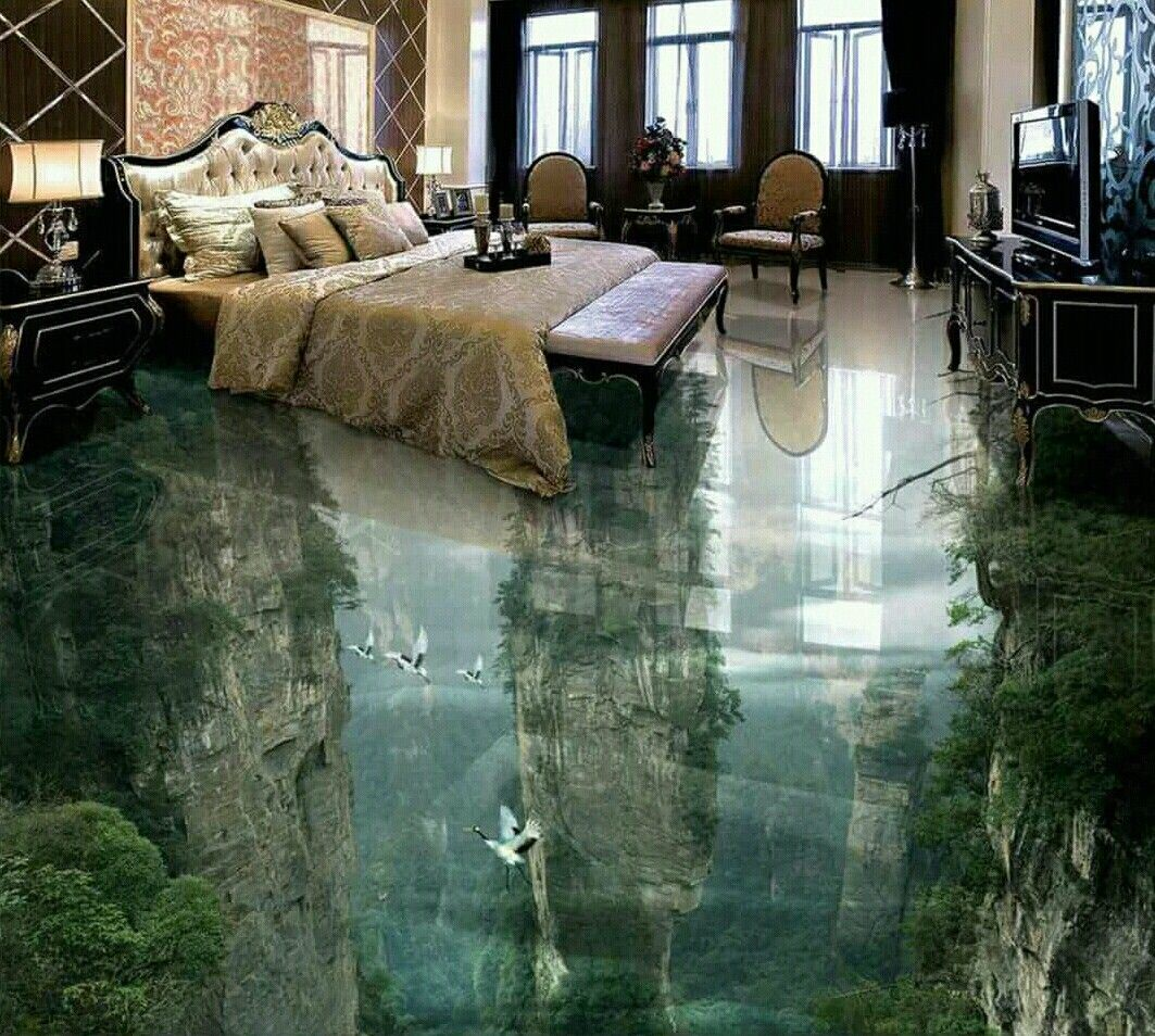 Creative Floor Design Creativity Homedecor Floor Murals Floor