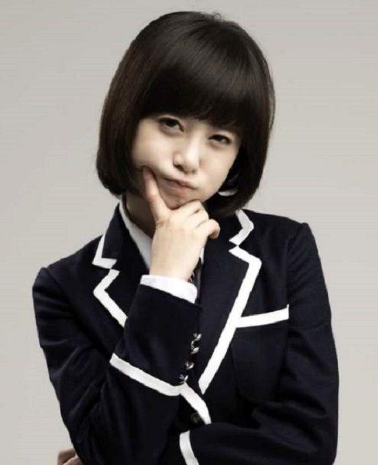 Korean Bob Cut Hairstyles Huaa Geum Jandi Style My Mother Told Me
