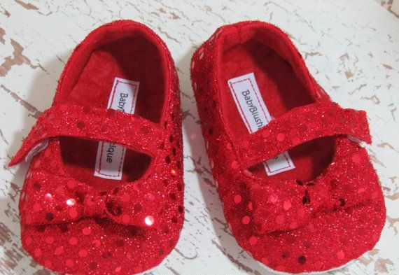 Ruby Slippers Red Shoes Toddler Girls Size 6 5 Dorothy Wizard Of Oz Kidconnection Costume Shoes Red Shoes Shoes