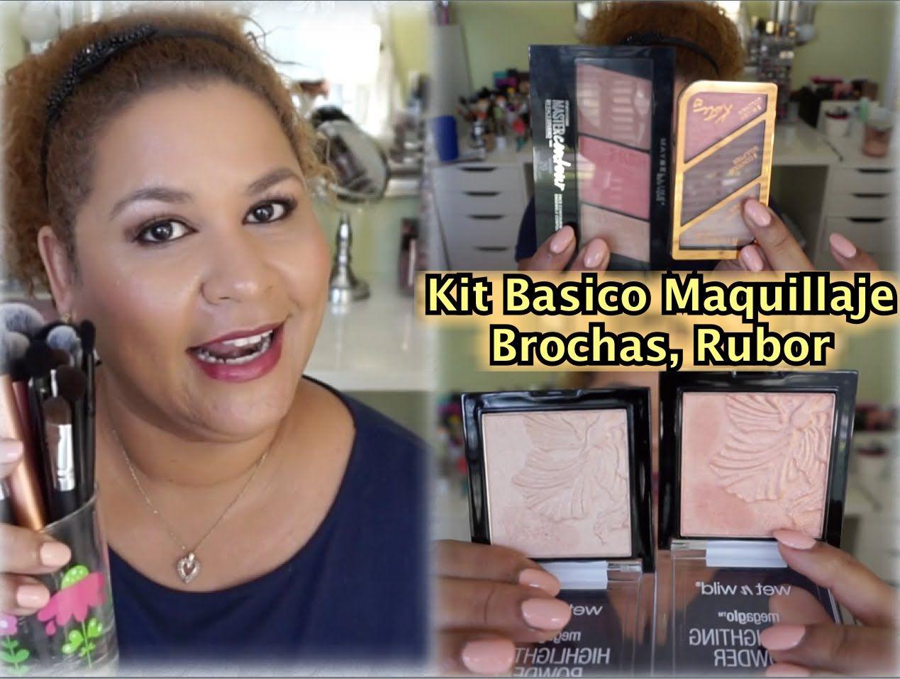 Kit Basico|Maquillaje de Farmacia |Parte 2 & Brochas