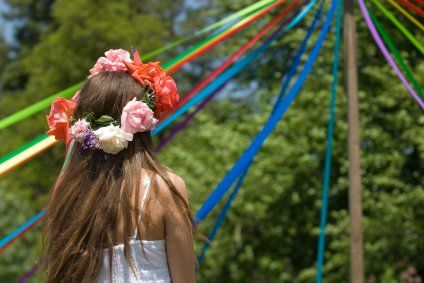 Celebrate May Day (Beltane) with Rituals for Abundance.