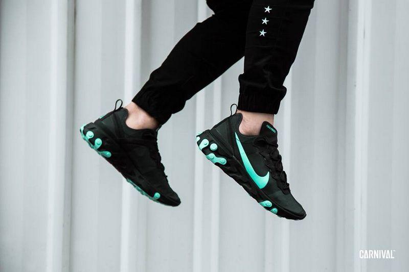 "Nike ""React Element 55""   Nike, Air"