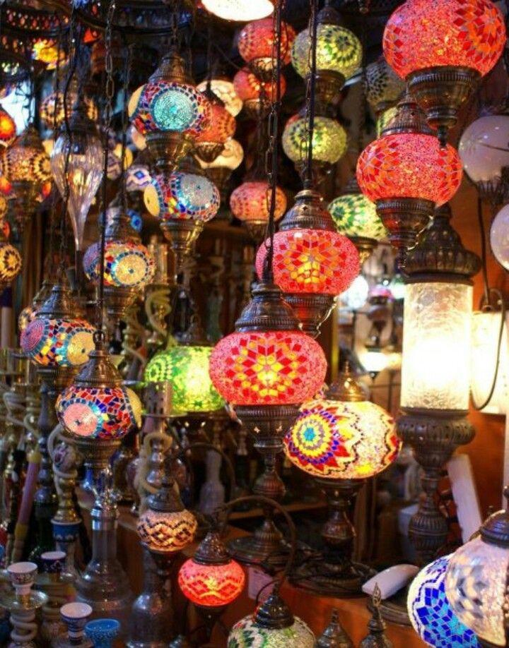 25 b sta turkish lamps id erna p pinterest istanbul for Dekoration turkis