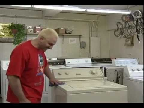 Mr Appliance Meets An Appliance Genie Home Appliances Appliances Washing Machine