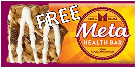 FREE at CVS, Moneymaker at Walmart! Great deals on Meta Health Bars with this coupon! Plus request your free sample too ► http://bit.ly/1yHj5Le