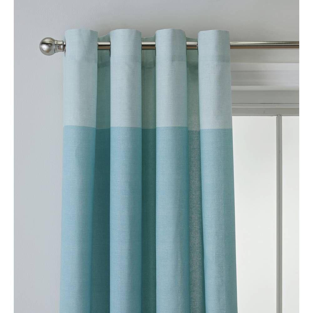 Green Velvet Curtains Argos: Argos Eyelet Door Curtains