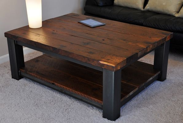 Big Wood Coffee Table Big Coffee Coffeetable Table Wood