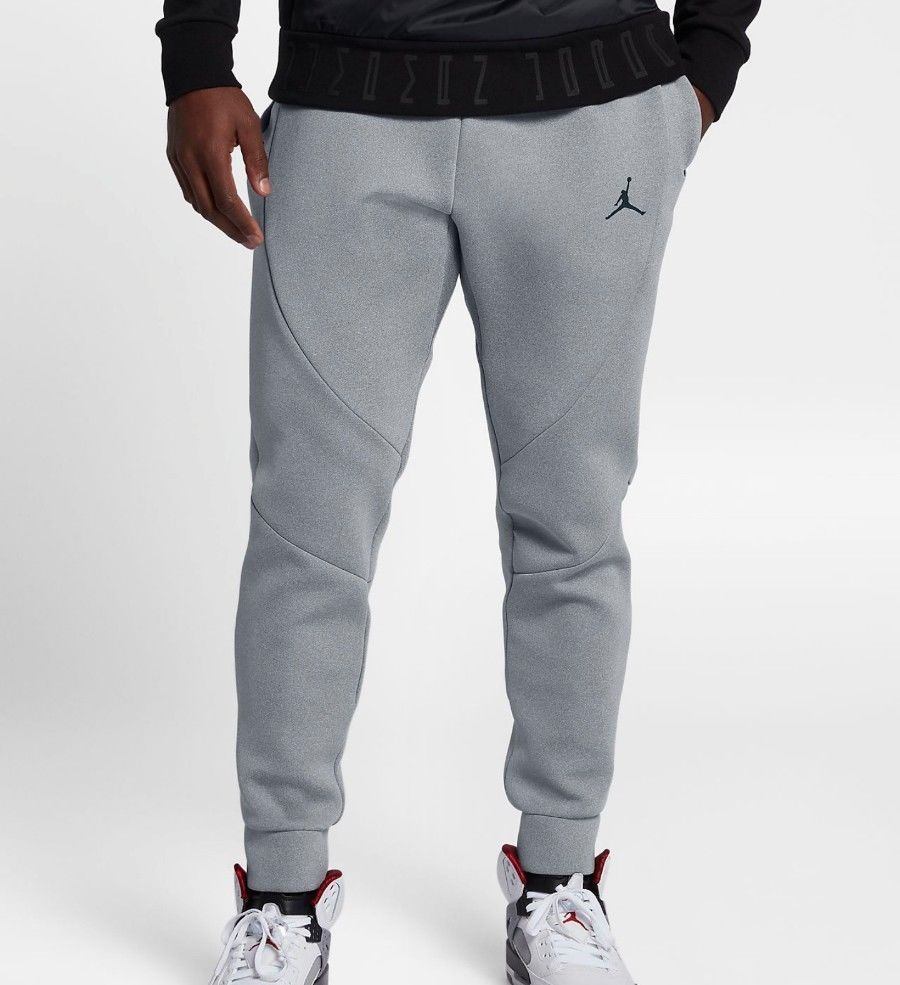 a0e83011e78b6a Nike Air Jordan Sportswear Flight Tech Fleece Pants Size XXL 879499 091 2XL  New  Nike  Pants