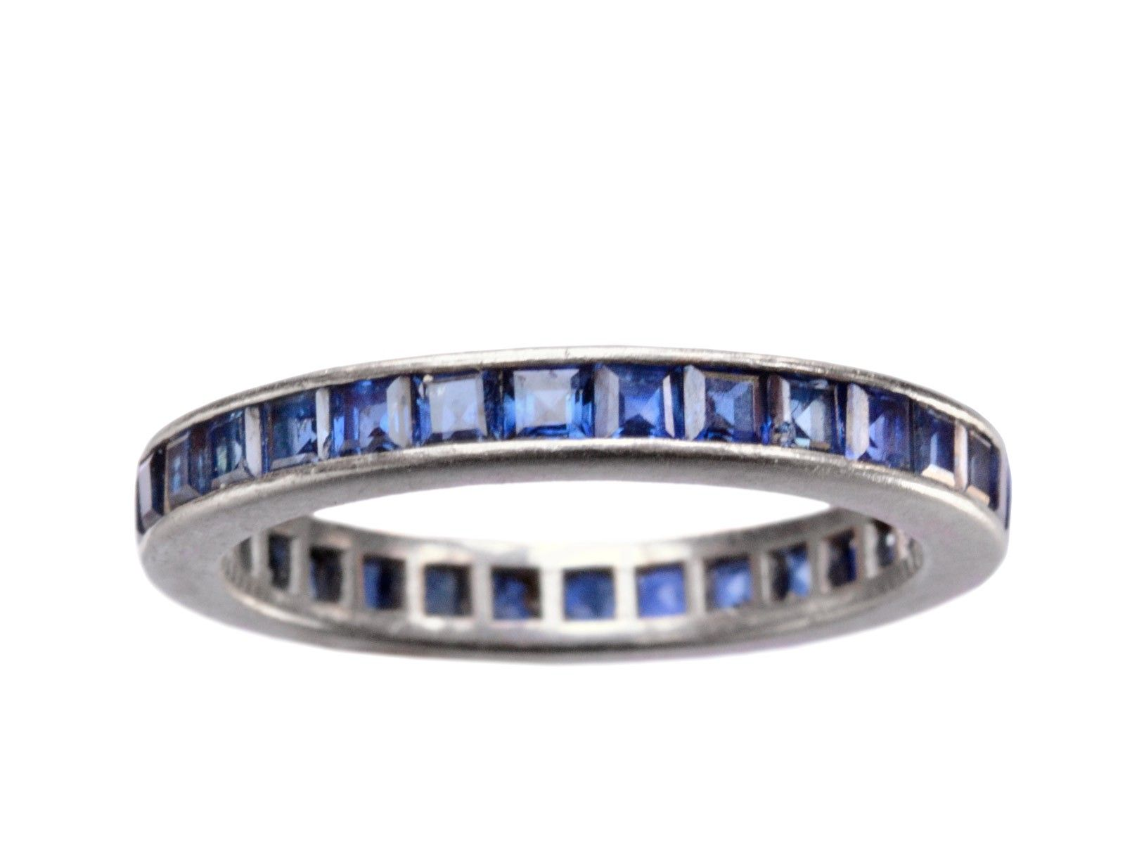 basin band eternity erie bands sapphire
