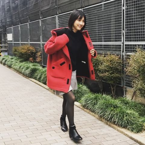 Images about 週刊松本穂香 tag on instagram