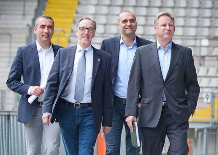 Zeitung WESTFALEN-BLATT: Arminia Bielefeld - Hartmut Ostrowski kandidiert für den Wirtschaftsrat