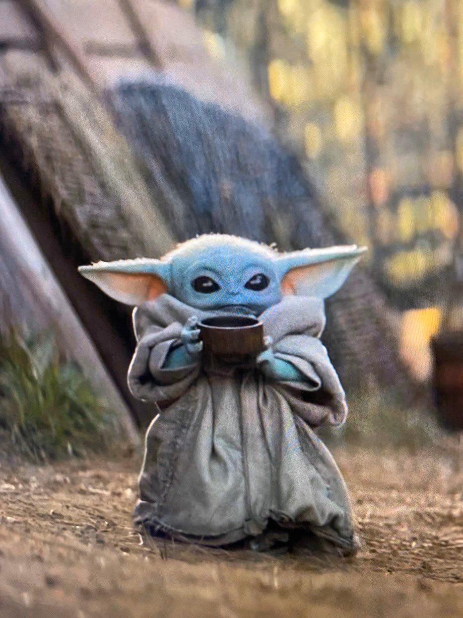 Nicole O Connor Nicoleoconor Yoda Wallpaper Yoda Images Star Wars Baby