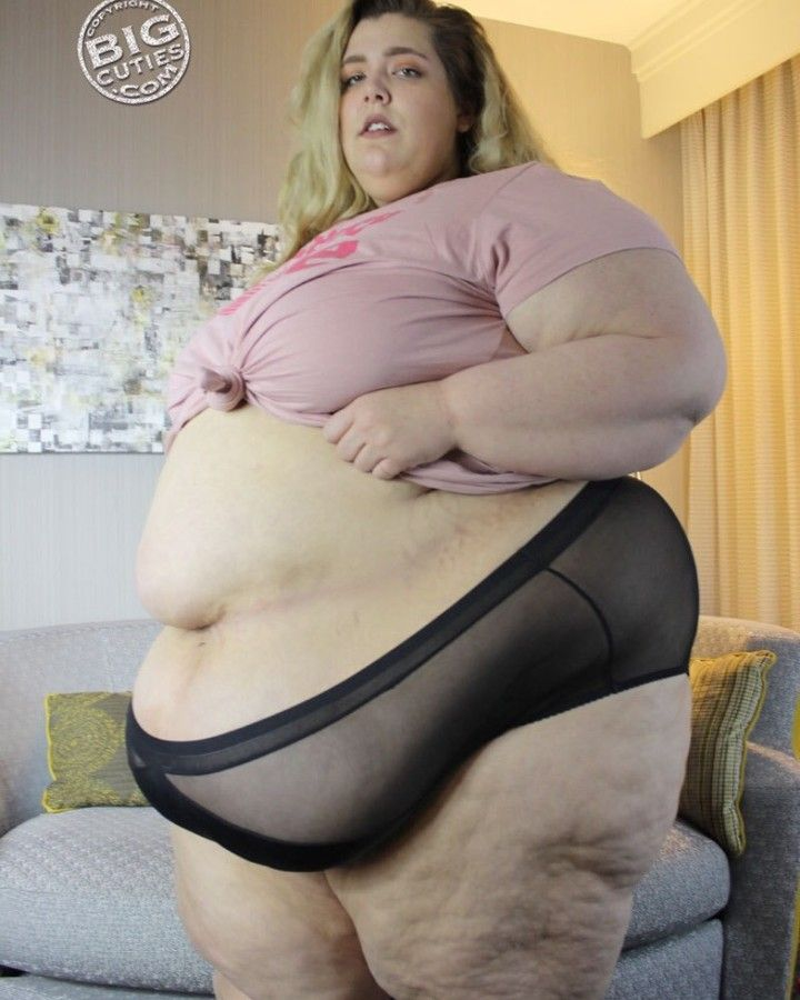 Ssbbw big as