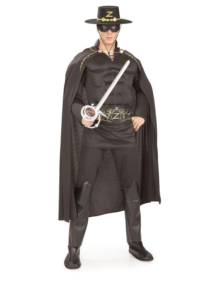 Rubie/'s Costume Children/'s Zorro Deluxe Cape