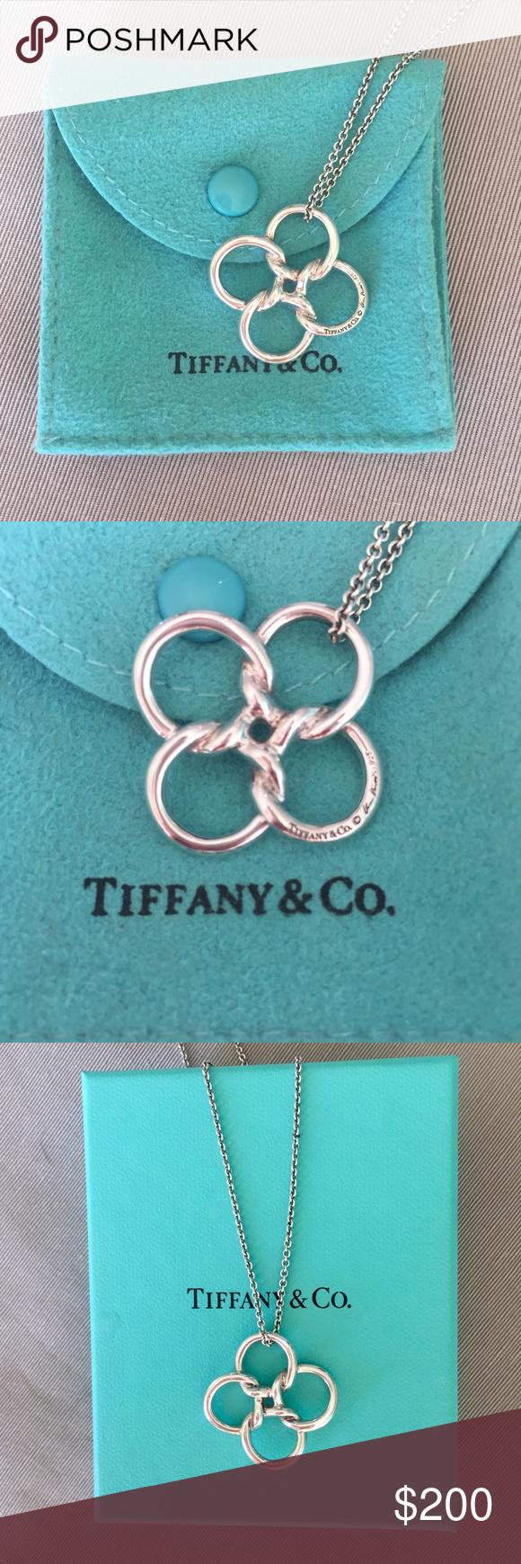 Tiffany co elsa peretti quadrifoglio necklace elsa peretti tiffany co elsa peretti quadrifoglio necklace mozeypictures Gallery