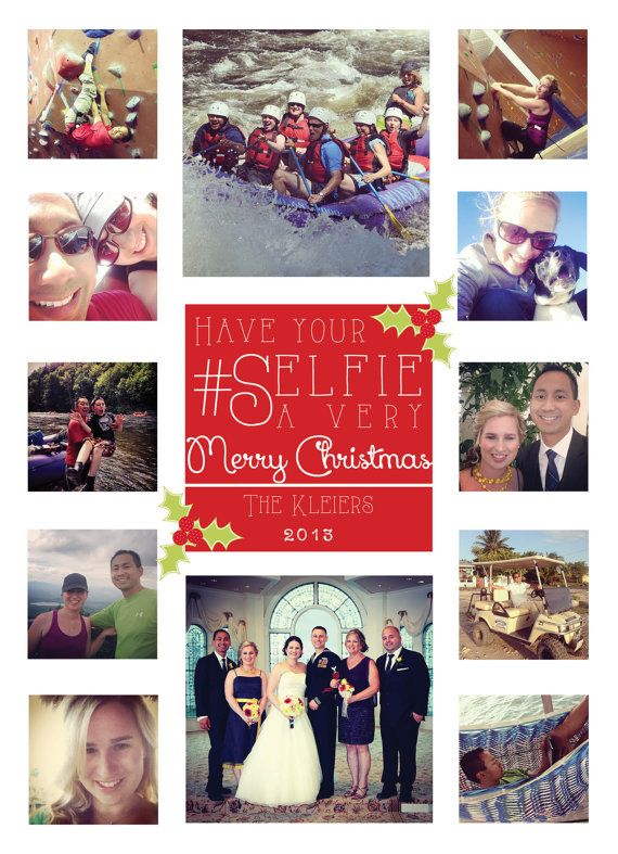 Have Your #Selfie A very Merry Christmas Instagram holiday by ...