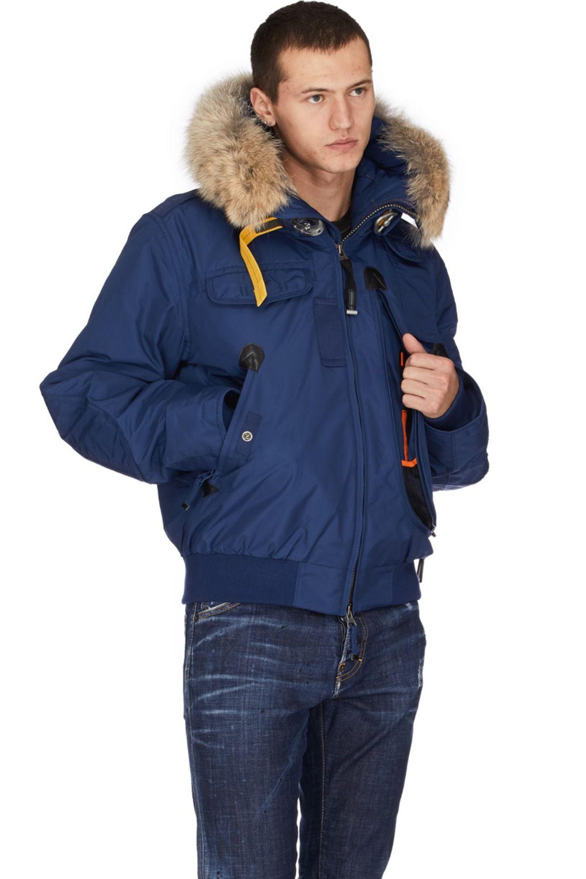 Parajumpers Gobi Bomber Navy In 2021 Mens Winter Fashion Men S Coats Jackets Mens Jackets [ 1800 x 1200 Pixel ]
