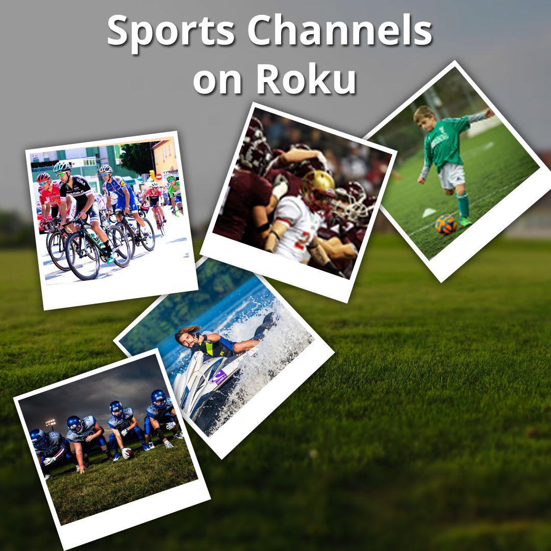 Top List of Sports Channels on Roku Sports channel, List