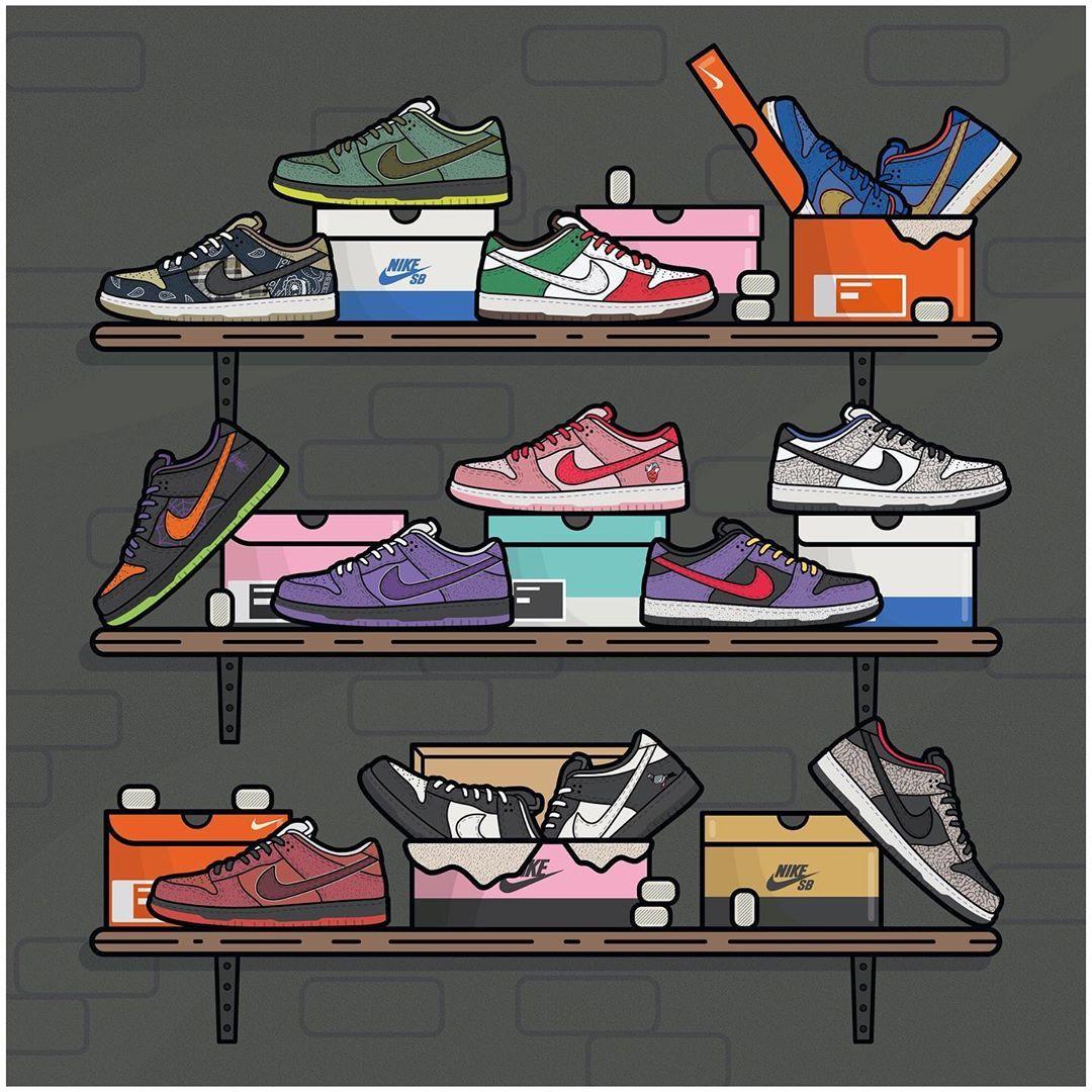 Jordan Prileszky Jordanillustrated Instagram Profile With Photos And Videos Hayko Tv Sneakers Wallpaper Streetwear Wallpaper Jordan Shoes Wallpaper