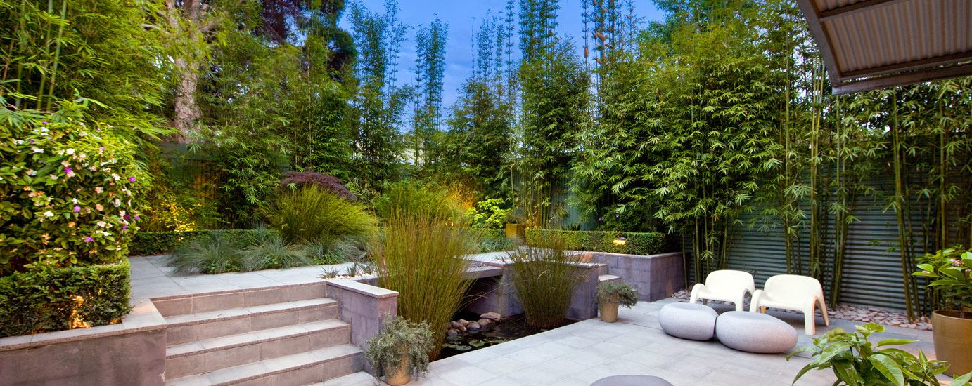 Outdoor creations landscape design melbourne hmm for Garden ideas melbourne