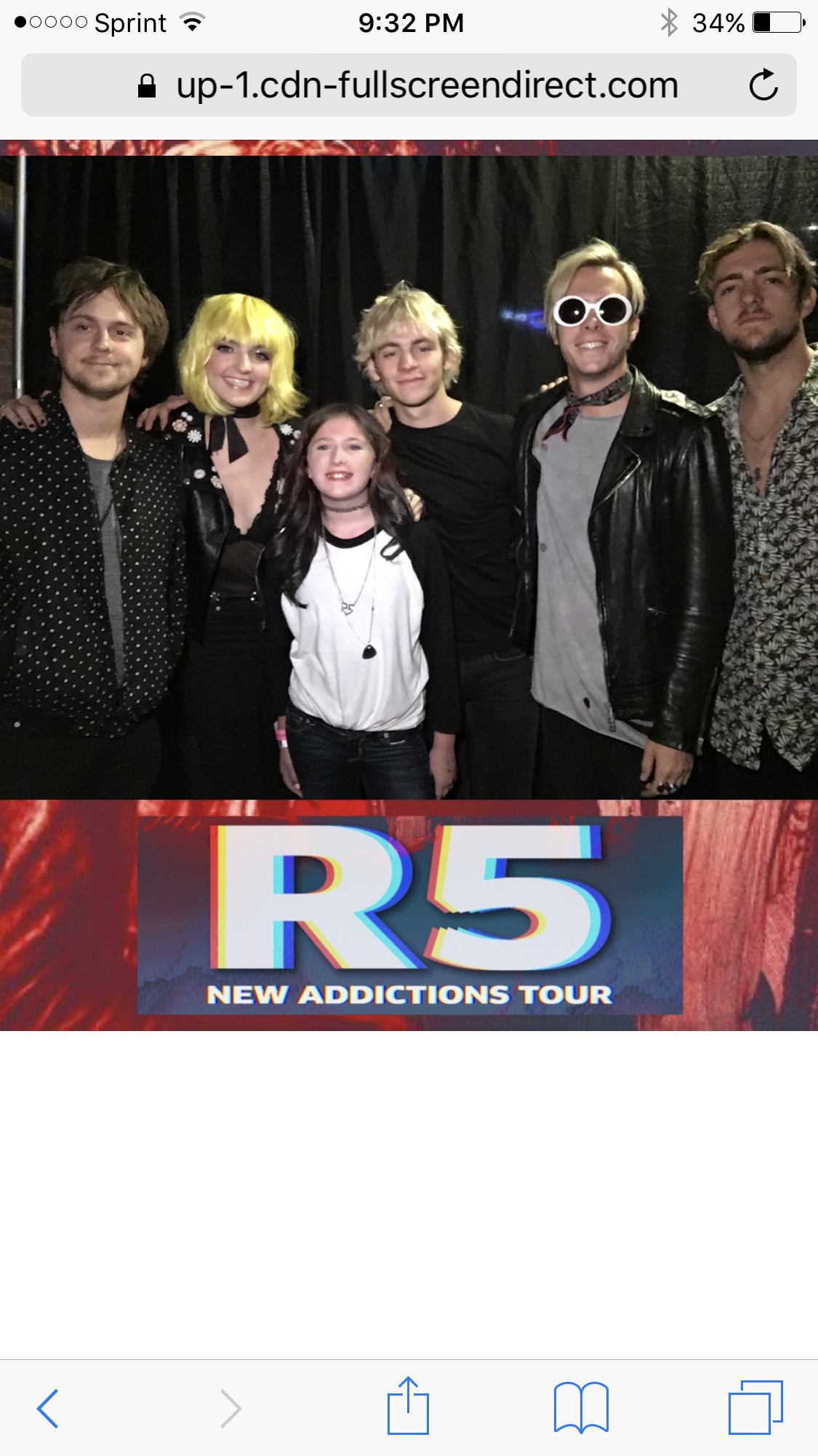 One of lauryns favorite mg pics with r5 new addictions tour one of lauryns favorite mg pics with r5 new addictions tour detroit kristyandbryce Images