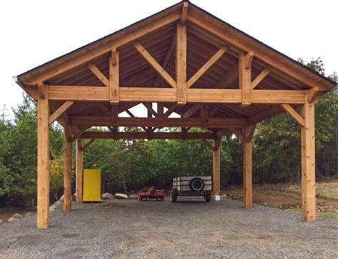 Easily Build A Fast Diy Beautiful Backyard Shade Structure