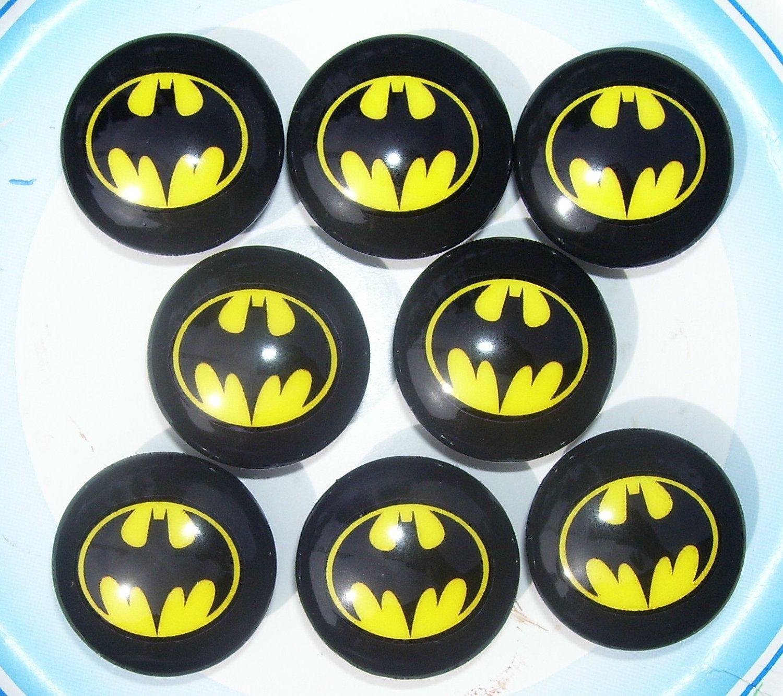 8 Black Batman Dresser Drawer S By Patrinasplace On Etsy 26 00