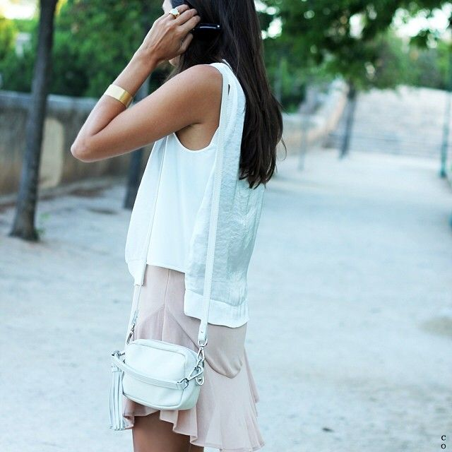 TREND. NUDE SKIRT | Coohuco