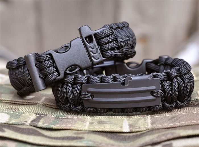 Re Factor Tactical Survival Band Hidden Fishing And Hunting Gear To