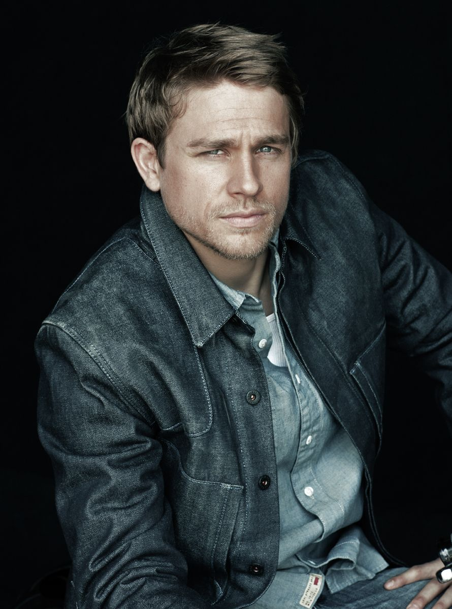 CHARLIE HUNNAM SONS OF ANARCHY | CELEBRITY - CAST