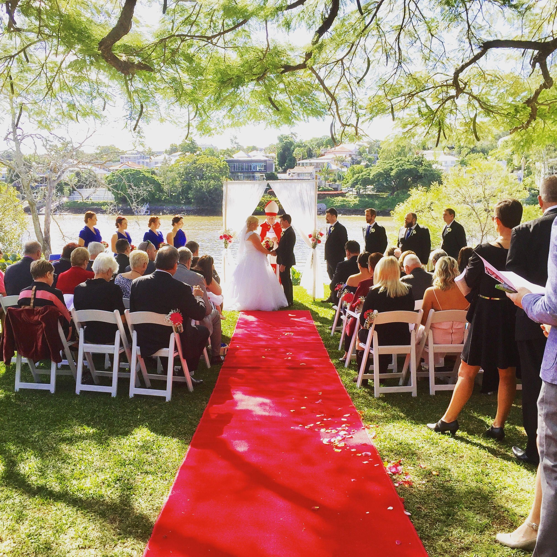 Toowong Rowing Club Brisbane Riverfront Wedding And Reception Venue Riverfront Wedding