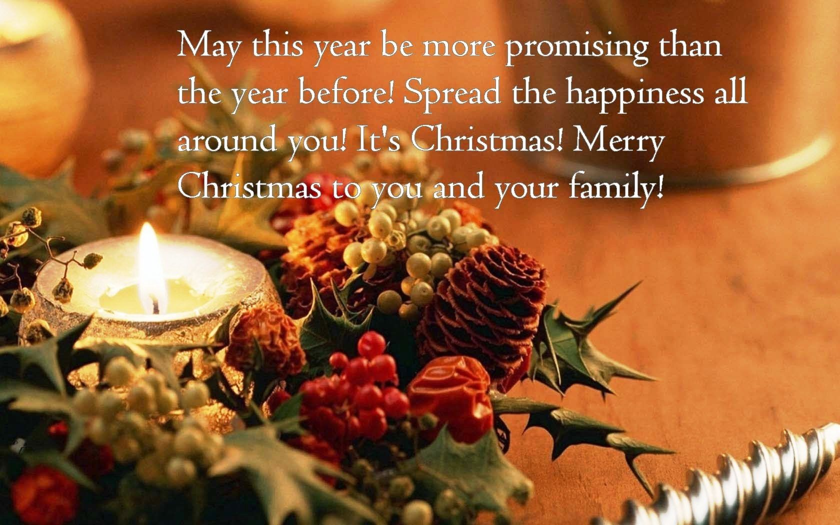 Merry Christmas Family Quotes 2018 Here We Will Discuss Merry