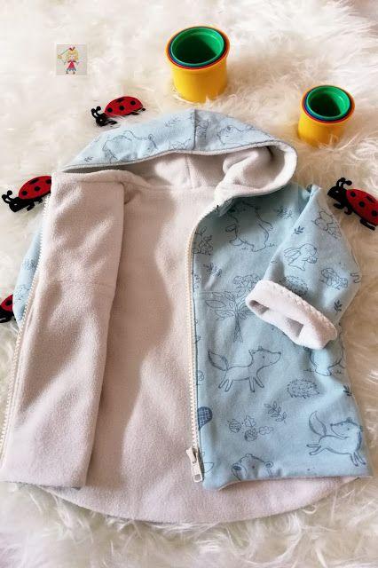 Photo of Tutorial Reißverschluss in eine gefütterte Jacke einnähen