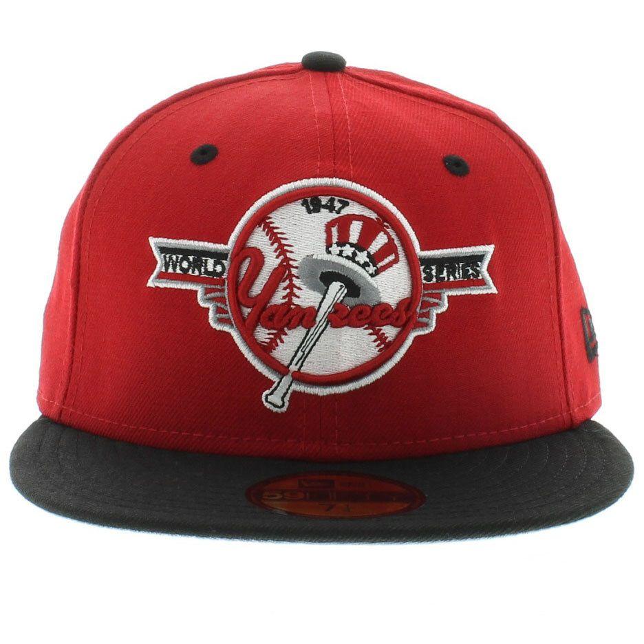 4da3af03d70 New York Yankees Red