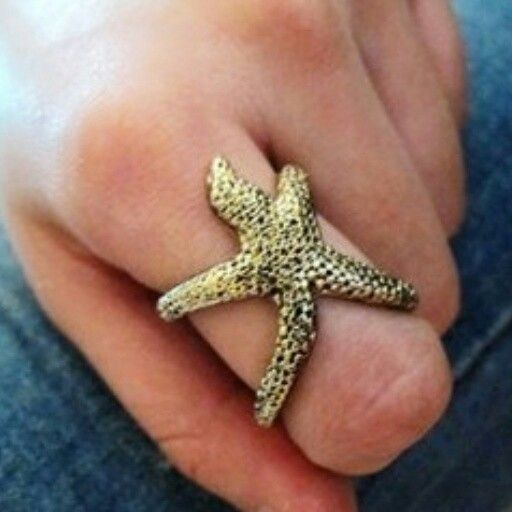 Starfish ring shop at www.cost21.com