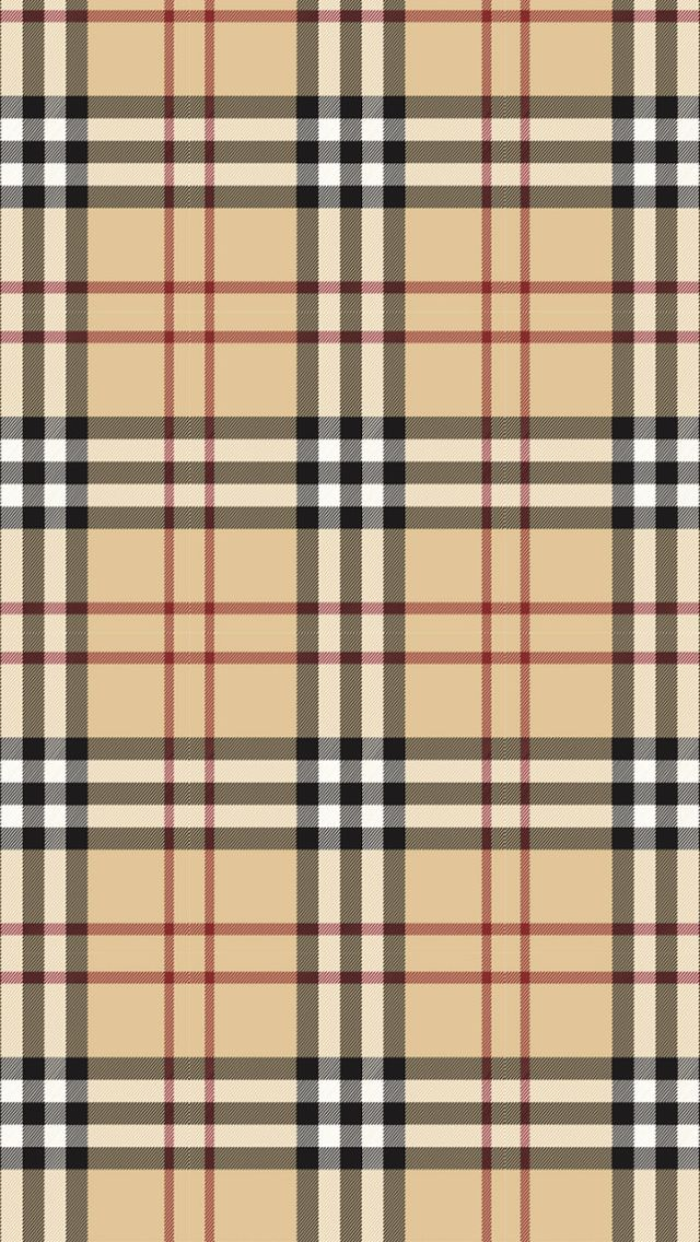 Camel mulberry black and white plaid