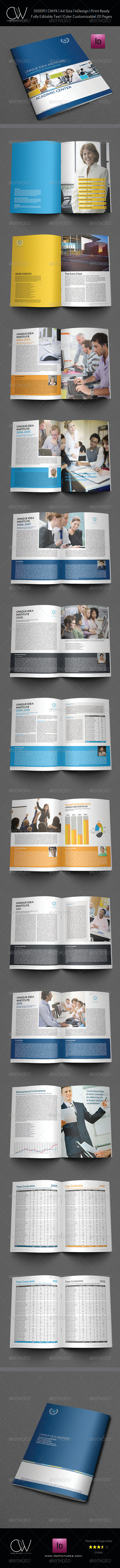 Training Company Brochure Template Pages Train Companies - Brochure template for pages